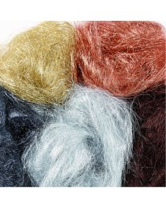 Non-Fusible Angelina Fibres