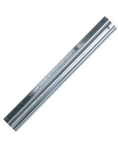 Metal 30cm Non-Slip Rule
