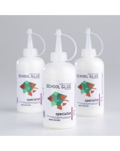 Specialist Crafts School Glue 180ml Dispenser Bottle