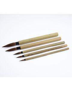 Specialist Crafts Oriental Brushes