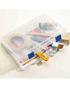 A4 Art Box File. Each