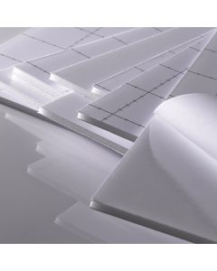 Self-Adhesive White Foamboard