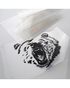 Micro Porous Film for Inkjet