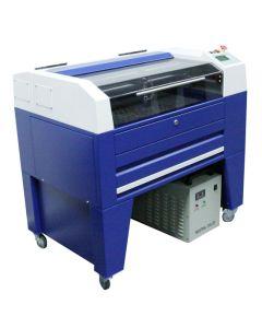 TMX65 Laser Cutting & Engraving Machine - Model RF 60W