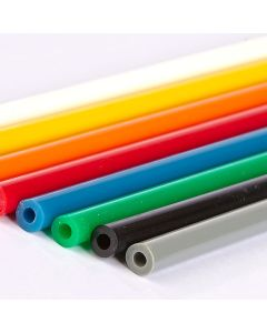 Coloured Butyrate Tubes