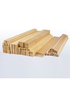 Mixed Timber Class Packs - Structure