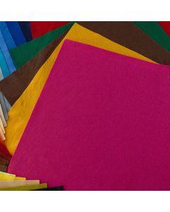 Premium Woollen Felt Squares Bundles