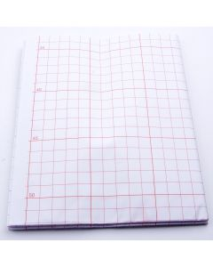 Squared Pattern Paper. Pack of 3