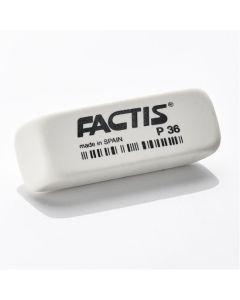 Factis Plastic P36 Eraser