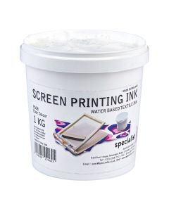 Specialist Crafts Water Based Textile Ink 1kg Base