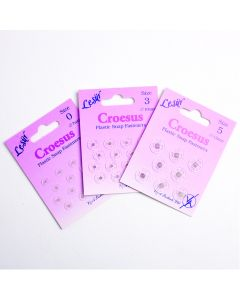Clear Plastic Snap Fasteners