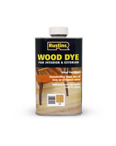 Rustins Wood Dyes - 250ml