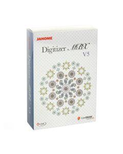 Janome Digitizer MBX PC Software Version 5.5
