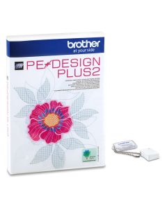 Brother PE-DESIGN PLUS 2 Software