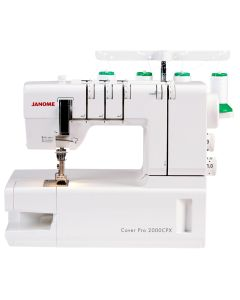 Janome CoverPro 2000CPX Cover Hemmer