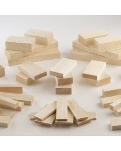 Balsa Wood Block Pack